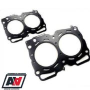 Cosworth 1.1mm Steel Head Gaskets Subaru Impreza 2.5lt Turbo WRX P1 Ra STi